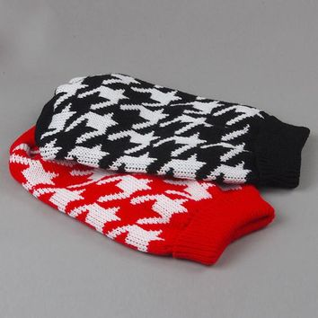 New Dogs Cat Pet Sweater Soft Cozy Warm Knit Coat Apparel Clothes Small to Large H1