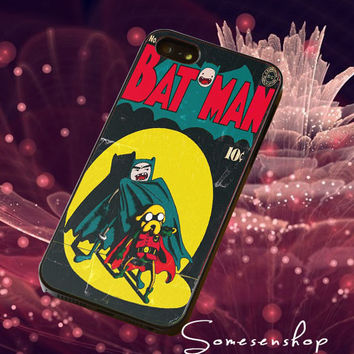 Adventure Time ,Jake and Finn ,Batman, Classic/CellPhone,Cover,Case,iPhone Case,Samsung Galaxy Case,iPad Case,Accessories,Rubber Case/4-4-2