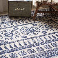 Plum & Bow Euphrates Printed Rug