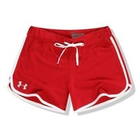 Under Armour Woman Casual Sport Gym Yoga Running Shorts