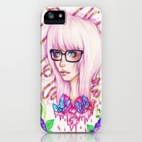 Oriana iPhone & iPod Case by Krista Rae