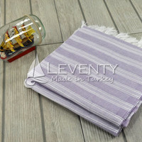Living Room Set of 2 Picnic Cloth Fouta Peshtemal Outdoor Party Set Gift for her for him Beach Peshtemal Linen Towel Bath Women Dress Sea