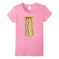 Stack o' Pancakes T-Shirt Funny For Breakfast Lovers