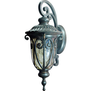 Yosemite Home Decor Viviana Collection Antique Styled 1 Light Exterior Lighting in Oil Rubbed Bronze