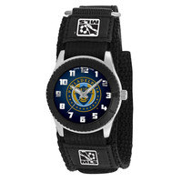 Philadelphia Union MLS Kids Rookie Series watch (Black)
