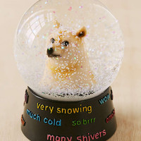 Doge Snowglobe - Urban Outfitters