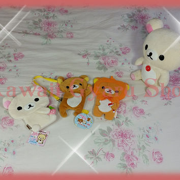 Rilakkuma Change Purse / Card Holder