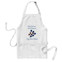 Women Are Diamonds Adult Apron
