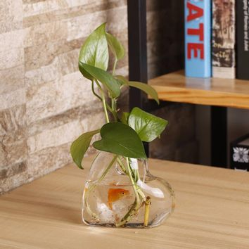 Shop Hanging Wall Vase On Wanelo