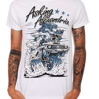 Asking Alexandria Hot Rod T-Shirt - 967102