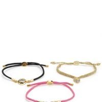 Iconic Macrame Gift Set by Juicy Couture
