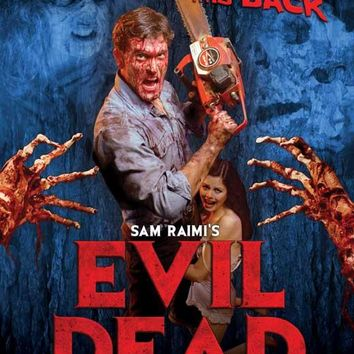 The Evil Dead 11x17 Movie Poster (1983)