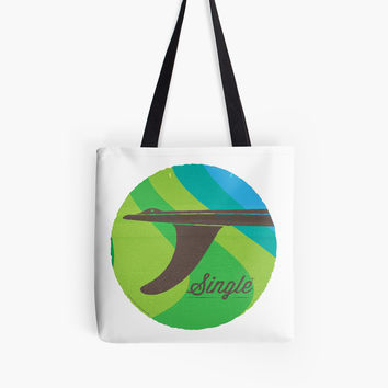 'Single Totebag' Bolsa de tela by Titus Ruiz