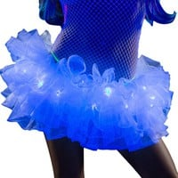 White Light-Up LED Tutu