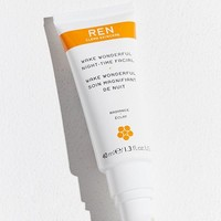 REN Skincare Wake Wonderful Night-Time Facial | Urban Outfitters