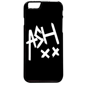 5SOS Ashton Irwin Signature Quotes For iPhone 6 Plus Case **