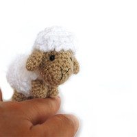 miniature SHEEP, crochet sheep, amigurumi sheep, sheep stuffed doll, cute little sheep, beautiful sheep, small sheep toy, tiny sheep