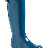 "Women's Hunter Original High Gloss Boot, 1"" heel"