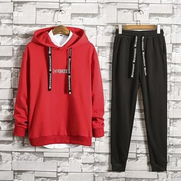 Man Tracksuits Outwear 2 pieces