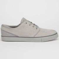 Nike Sb Zoom Stefan Janoski Mens Shoes Medium Grey/Medium Grey/B  In Sizes