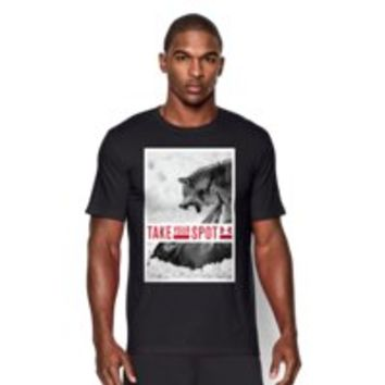 Under Armour Men's UA Take Your Spot T-Shirt