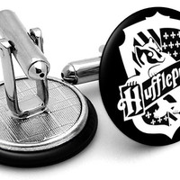 Harry Potter Hufflepuff House Cufflinks