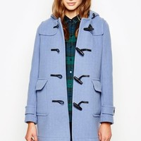HAMPWORTH DUFFLE COAT
