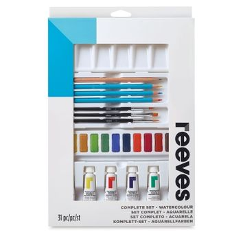 Reeves Student Watercolor Sets - BLICK art materials