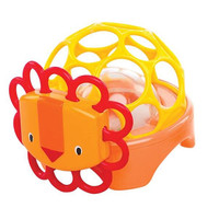 Oball Rollie Rattles - Lion