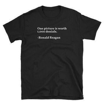 1,000 denials - Short-Sleeve Unisex T-Shirt