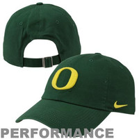 Nike Oregon Ducks Dri-FIT 3D Tailback Adjustable Performance Hat - Green
