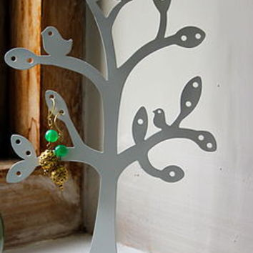 Cut Tree Jewellery Stand