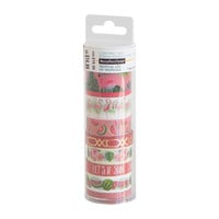Tropical Life Washi Tube By Recollections™, Pink