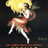 Leonetto Cappiello Cognac Monnet Vintage Ad Art Print Poster - 24x36 Poster Print, 24x36 by Generic