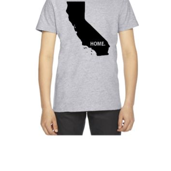 california home - Youth T-shirt