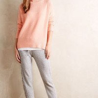 Sweaterknit Lounge Leggings by Eloise Light Grey