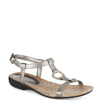 Lauren Ralph Lauren Karol Metallic Sandals