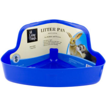 All Living Things™ Lock-N-Litter Pan for Rabbits & Ferrets - Litter Pans & Accessories - Small Pet - PetSmart