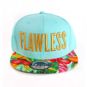 DERYCK TODD Flawless Hat < in 2 Prints >