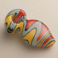 Color Changing Spoon Pipe Twist - Hand Pipes - 14.99 US and Canada