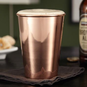 Cambridge Genuine Solid Copper Cup