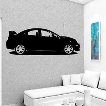 Wall MURAL Vinyl Sticker Car DODGE NEON SRT4 2004 D1722