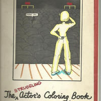 The Struggling Actor's Coloring Book