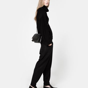 NSCO / Turtleneck Knit in Black