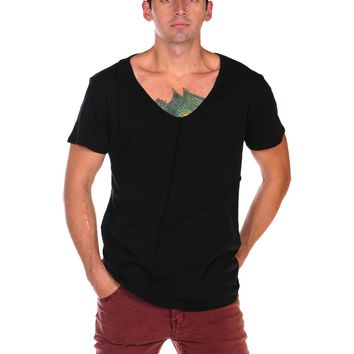 Cheap Monday Fuhua Tee - Black