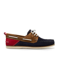 COMBINED DOCKSIDERS - Moccasins - Shoes - Man - ZARA United States