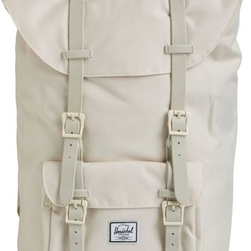 HERSCHEL LITTLE AMERICA POLY/RUBBER BACKPACK