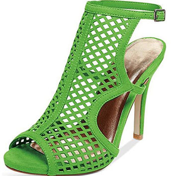 Super Fashion Women Sandals 2017 Open Toe Thin Heel Sandals Blue Green Pink Olive Salmon Orange Shoes Woman Plus Size 4-15