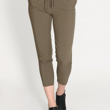 October Breeze Drawstring Pants | Ruche
