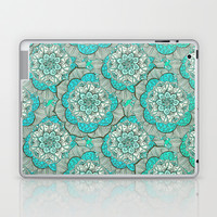 Fresh Doodle in my happy colors Laptop & iPad Skin by micklyn